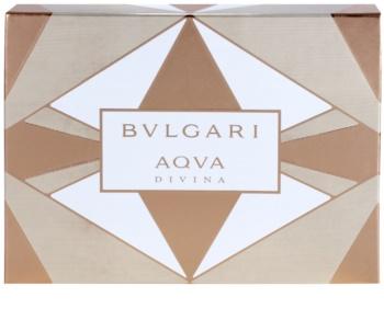 Bvlgari AQVA Divina darčeková sada IV.