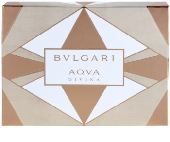 Bvlgari AQVA Divina Geschenkset IV.