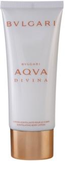 Bvlgari AQVA Divina tělové mléko pro ženy 100 ml
