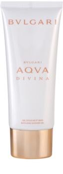 Bvlgari AQVA Divina sprchový gél pre ženy 100 ml