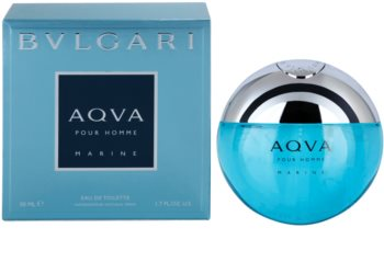 Bvlgari AQVA Marine Pour Homme toaletní voda pro muže 50 ml