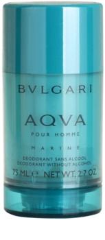 Bvlgari AQVA Marine Pour Homme dédorant stick pour homme 75 ml