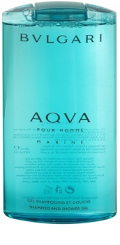 Bvlgari AQVA Marine Pour Homme gel za prhanje za moške 200 ml