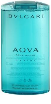 Bvlgari AQVA Marine Pour Homme Shower Gel for Men 200 ml