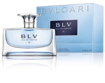 Bvlgari BLV II Eau de Parfum for Women 50 ml