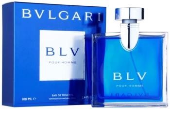 Bvlgari BLV pour homme eau de toilette para hombre 100 ml