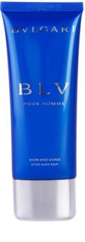 Bvlgari BLV pour homme balzam po holení pre mužov 100 ml