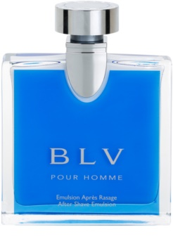 Bvlgari BLV pour homme After Shave-Emulsion für Herren 100 ml