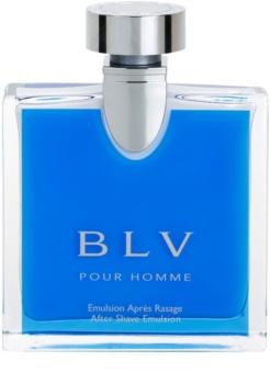 Bvlgari BLV pour homme emulze po holení pro muže 100 ml