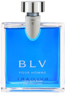Bvlgari BLV pour homme voda po holení pro muže 100 ml