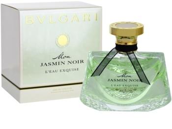 Bvlgari Mon Jasmin Noir L' Eau Exquise eau de toilette pour femme 75 ml