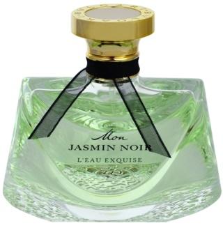 Bvlgari Mon Jasmin Noir L' Eau Exquise Eau de Toilette voor Vrouwen  75 ml