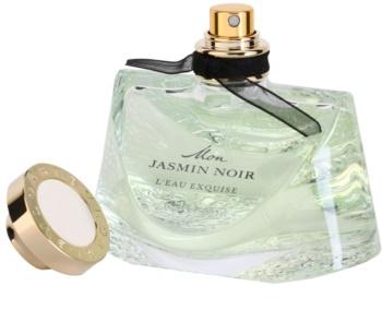 Bvlgari Mon Jasmin Noir L' Eau Exquise toaletní voda tester pro ženy 75 ml
