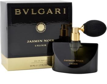 Bvlgari Jasmin Noir L'Elixir Eau de Parfum für Damen 50 ml