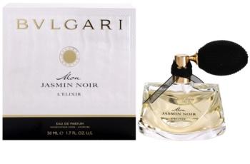 Bvlgari Mon Jasmin Noir L'Elixir parfémovaná voda pro ženy 50 ml