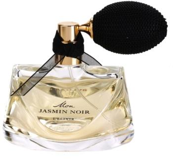 Bvlgari Mon Jasmin Noir L'Elixir Eau de Parfum voor Vrouwen  50 ml