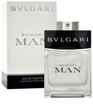 Bvlgari Man eau de toilette férfiaknak 100 ml