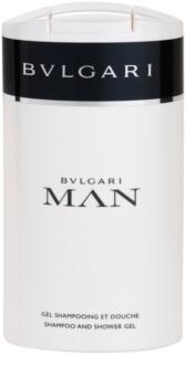 Bvlgari Man sprchový gél pre mužov 200 ml