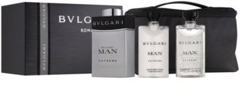 Bvlgari Man Extreme lote de regalo VIII.