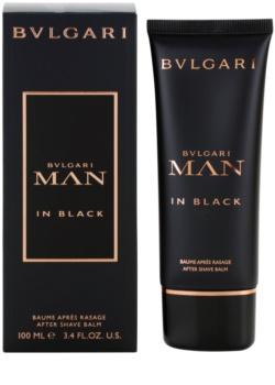 Bvlgari Man In Black After Shave Balsam für Herren 100 ml