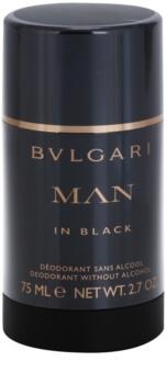 Bvlgari Man in Black дезодорант-стік для чоловіків 75 мл