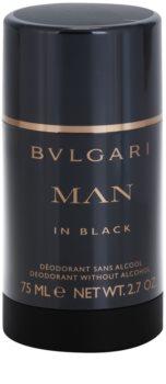 Bvlgari Man In Black Deo-Stick für Herren 75 ml