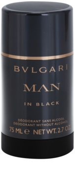 Bvlgari Man In Black Deodorant Stick voor Mannen 75 ml