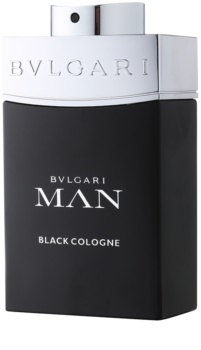 Bvlgari Man Black Cologne eau de toilette para homens 100 ml