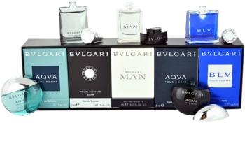 Bvlgari The Miniature Collection set cadou I.