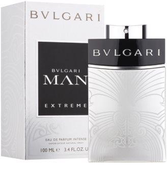 Bvlgari Man Extreme Intense (All Blacks Edition) eau de parfum pentru barbati 100 ml
