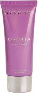Bvlgari Omnia Amethyste leite corporal para mulheres 100 ml