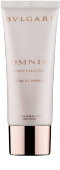 Bvlgari Omnia Crystalline Eau De Parfum Körperlotion für Damen 100 ml