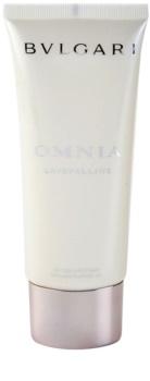 Bvlgari Omnia Crystalline gel de douche pour femme 100 ml