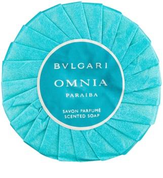 Bvlgari Omnia Paraiba parfümös szappan nőknek 150 g