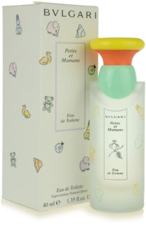 Bvlgari Petits Et Mamans Eau de Toilette für Damen 40 ml