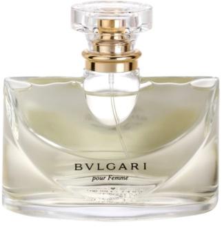 Bvlgari Pour Femme Eau de Toilette para mulheres 100 ml