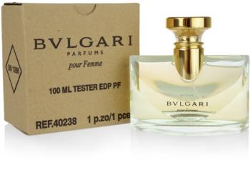 0e337e73468 Bvlgari Pour Femme Eau de Parfum tester for Women 100 ml