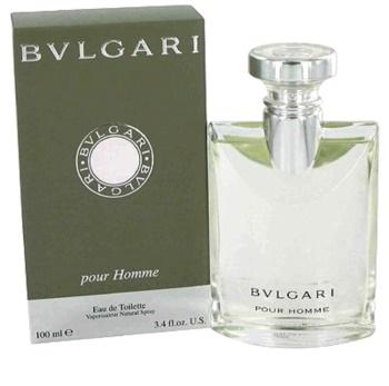 Bvlgari Pour Homme Eau de Toilette for Men 100 ml