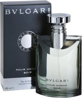 Bvlgari Pour Homme Soir toaletna voda za muškarce 100 ml