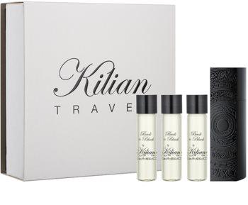 By Kilian Back to Black, Aphrodisiac eau de parfum unisex 4 x 7,5 ml (1x recargable + 3x recarga)