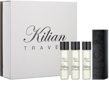 By Kilian Back to Black, Aphrodisiac eau de parfum unisex 4 x 7,5 ml (1x utántölthető + 3x utántöltő)