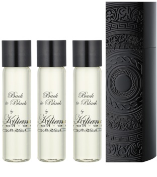 By Kilian Back to Black, Aphrodisiac eau de parfum unisex 4 x 7,5 ml (1x reincarcabil + 3x rezerva)