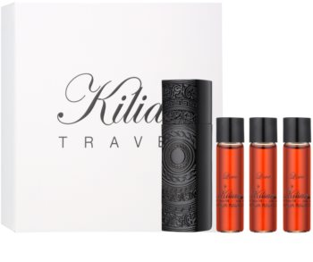 By Kilian Love, Don´t Be Shy eau de parfum (1x refillable + 3x refill) for Women 4 x 7,5 ml