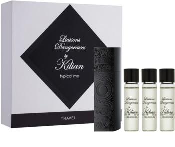 By Kilian Liaisons Dangereuses, Typical Me eau de parfum mixte 4 x 7,5 ml (1x rechargeable + 3x recharge)