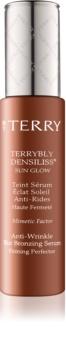 By Terry Terrybly Densilis Sun Glow siero abbronzante effetto antirughe