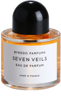 Byredo Seven Veils Eau de Parfum unissexo 100 ml