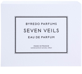 Byredo Seven Veils eau de parfum unisex 50 ml