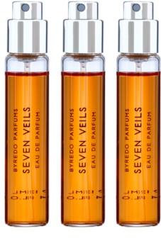 Byredo Seven Veils parfémovaná voda unisex 3 x 12 ml (3x náplň s rozprašovačem)