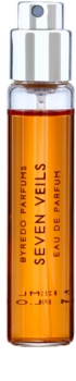 Byredo Seven Veils eau de parfum unisex 3 x 12 ml (3x utántöltő szórófejjel)