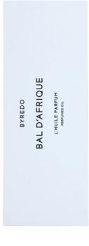 Byredo Bal D'Afrique illatos olaj unisex 7,5 ml